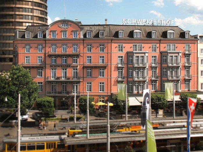 Pauschale Fondation Beyeler