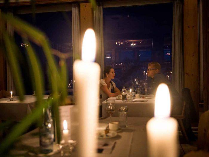 Candle-Light Dinner auf dem TITLIS – mit Übernachtung