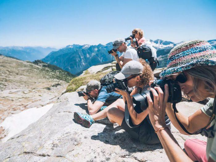 Wanderferien mit Fotokurs in den Tessiner Alpen