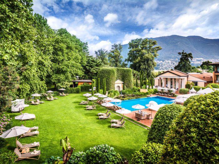 Spezialangebot Ticino: 20% Rabatt bei auserwählten Hotels