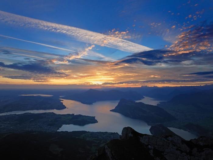 Gipfelträume auf 2132 Meter über Meer