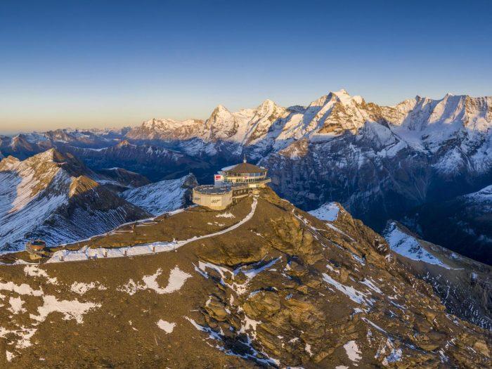 Verschnaufpause – mit Frühstück auf 3000 Metern Höhe