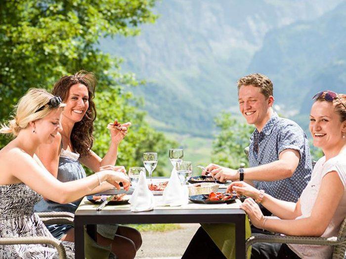Glarner Sommer-Quickie – Braunwalder Gourmetwanderung