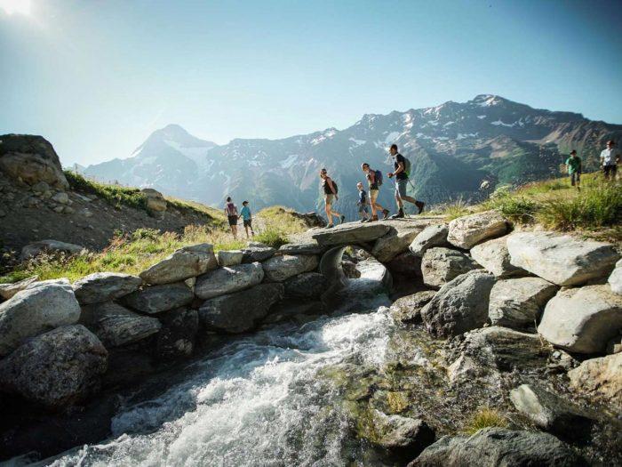 Wanderrucksack Lötschental