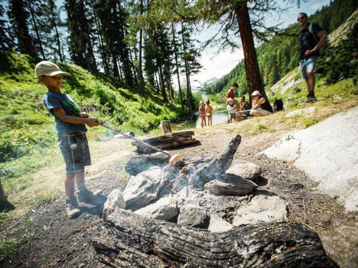 (Familien)-Wanderferien Lötschental: 8 Nächte für 7