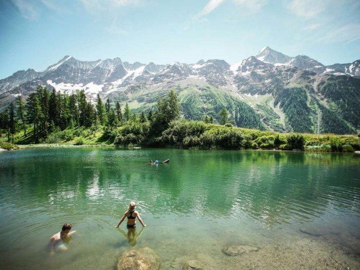 (Familien)-Wanderferien Lötschental: 4 Nächte für 3
