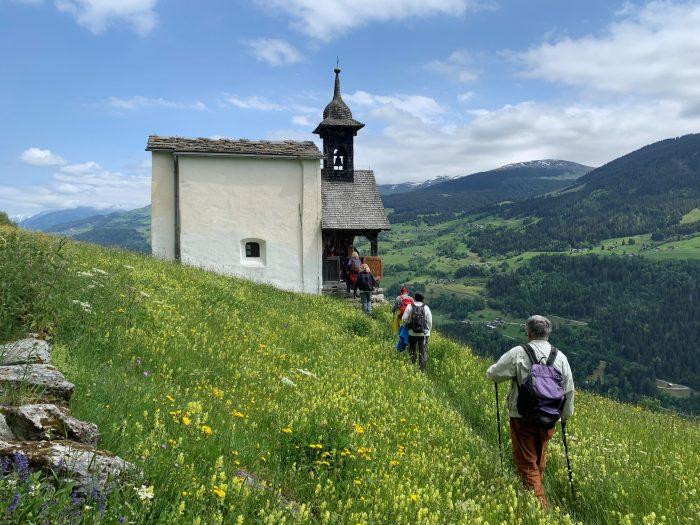 Sing- und Wandertage in Brigels